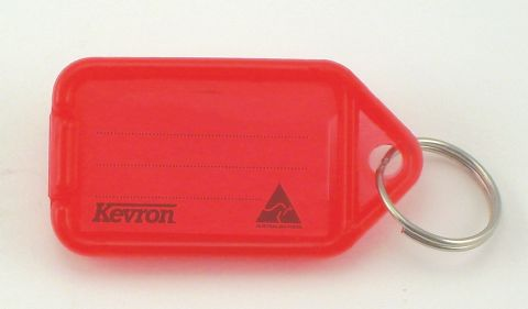 kevron key tags how to open
