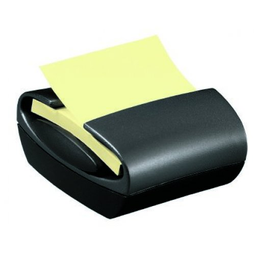 Post- It Notes P/up Dispenser Pro330r Black