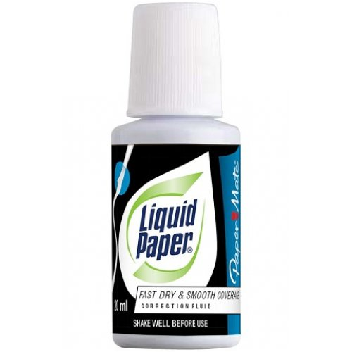 Correction Fluid - Liquid Paper - 20ml