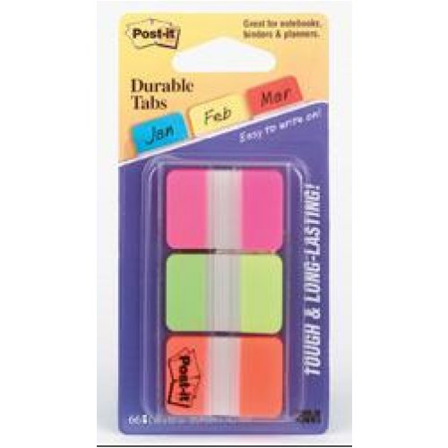 Post It Durable Index Tab #686pgo