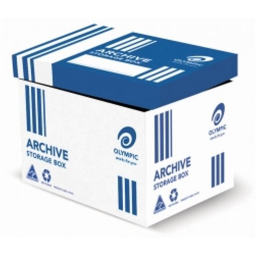 Archive Boxes - Olympic 29650