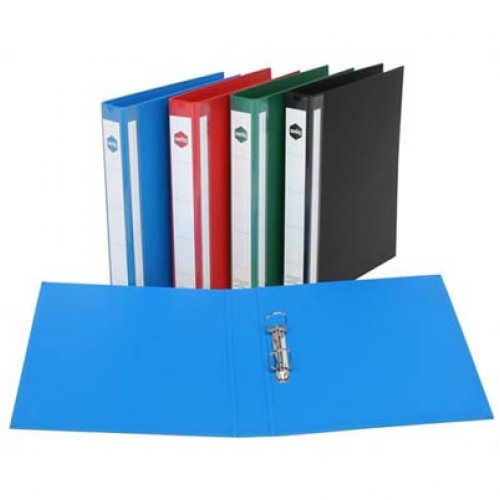 Binder A3 3 Ring O 32mm Deluxe Marbig Black