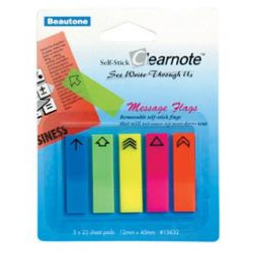 Stick On Arrows Beautone 12x42 Symbol Coloured